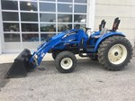 Tractor For Sale: 2005 New Hol[...]