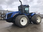 Tractor For Sale: 2015 New Hol[...]