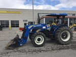 Tractor For Sale: 2008 New Hol[...]