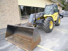 Telehandler For Sale 2000 New Holland LM430