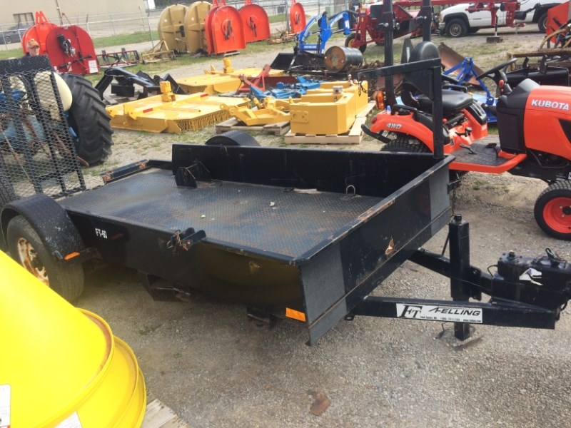 2004 Felling FT6 Specialty Trailer For Sale