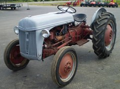 Tractor For Sale:  1948 Ford 8N