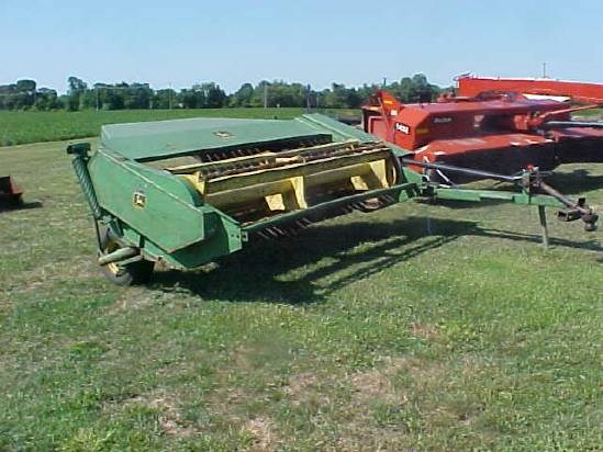 1981 John Deere 1209 Mower Conditioner For Sale