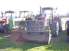 Tractor For Sale 2004 Case IH MXM130 , 105 HP