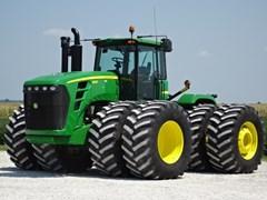 Tractor For Sale 2010 John Deere 9630 , 535 HP