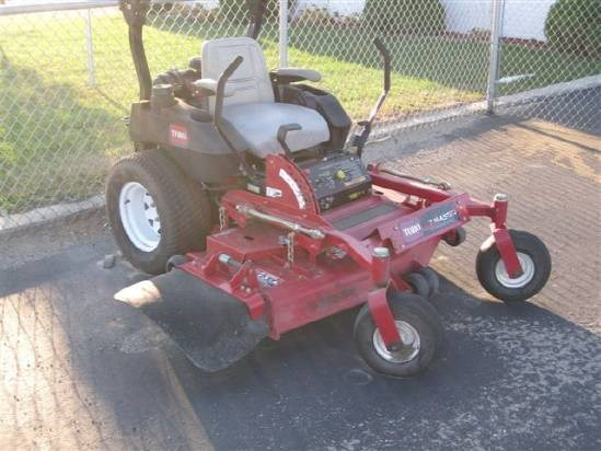 2004 Toro Z400 Riding Mower For Sale