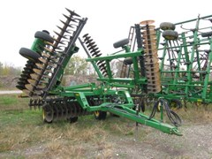Disk Harrow For Sale John Deere 637