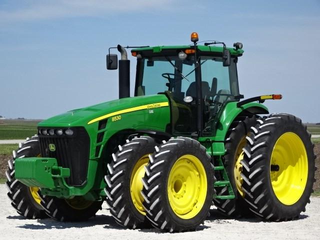 2006 John Deere 8530 Tractor For Sale
