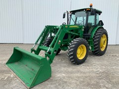 Tractor For Sale 2012 John Deere 6115D , 115 HP