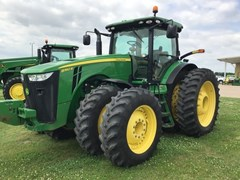 Tractor - Row Crop For Sale 2011 John Deere 8360R , 360 HP