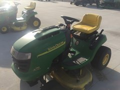 Riding Mower For Sale 2002 John Deere L110