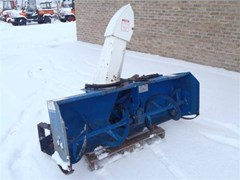 Snow Blower For Sale:   Ford 715A 63""