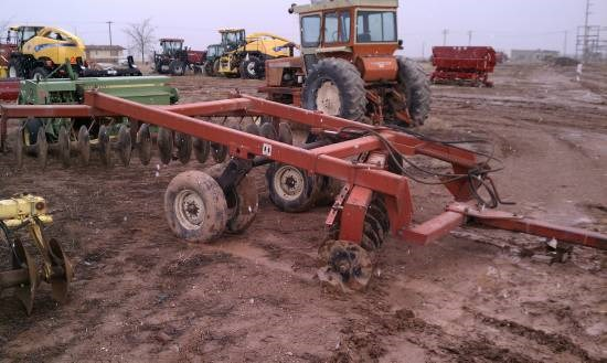 International 610 Disk Harrow For Sale