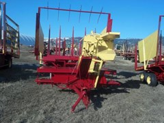 Bale Wagon-Pull Type For Sale New Holland 1033
