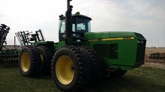 Tractor For Sale 1991 John Deere 8760 , 256 HP