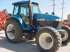 Tractor For Sale New Holland 8870