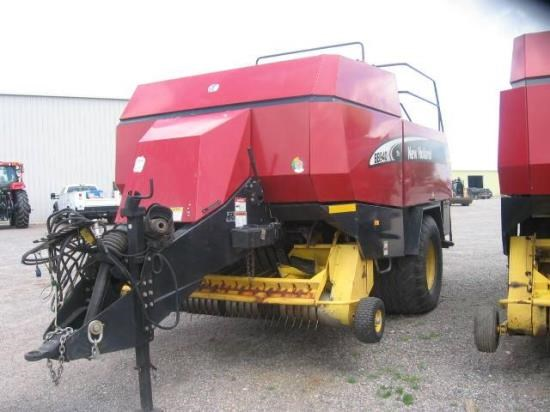 2005 New Holland BB940A Baler-Square For Sale