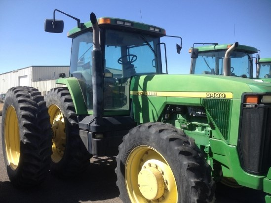 1997 John Deere 8400 Tractor For Sale