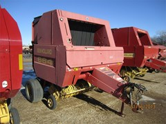 Baler-Round For Sale:  1996 New Holland 664