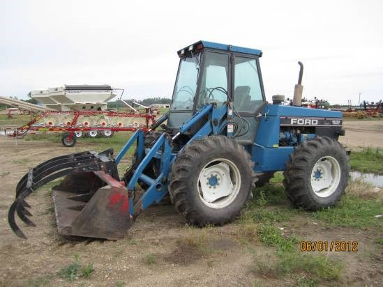 1994 Ford 9030 Tractor For Sale