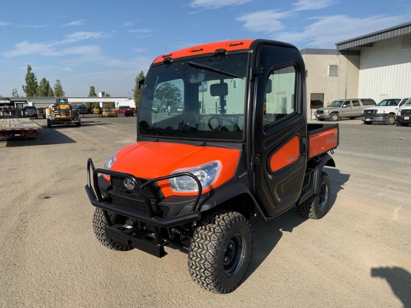 2020 Kubota RTV-X1100 Cab Utility Vehicle For Sale