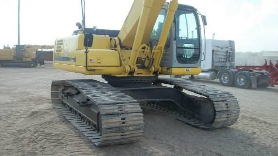 2007 Kobelco Sk290 Excavator-Track