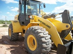 Wheel Loader  2006 New Holland W190B , 200 HP