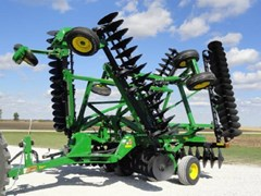 Disk Harrow For Sale John Deere 2623
