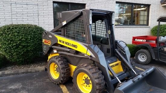 2008 New Holland L160 Skid Steer For Sale