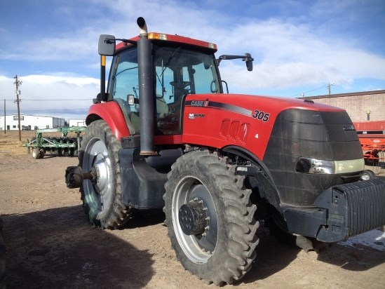 2008 Case IH 305 Tractor For Sale