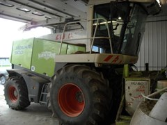 Forage Harvester-Self Propelled For Sale 2006 CLAAS 900SP