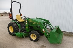 Tractor - Compact Utility For Sale 2007 John Deere 2520 , 27 HP