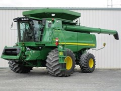 Combine For Sale 2010 John Deere 9870 STS