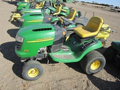 Riding Mower For Sale:  John Deere L118 , 22 HP