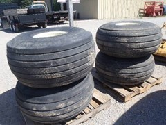 Wheels and Tires For Sale:   Other 21.5-16.1