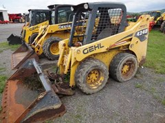 Skid Steer For Sale 2006 Gehl SL4240 , 46 HP