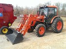 Tractor For Sale:  2011 Kioti DK90A , 90 HP