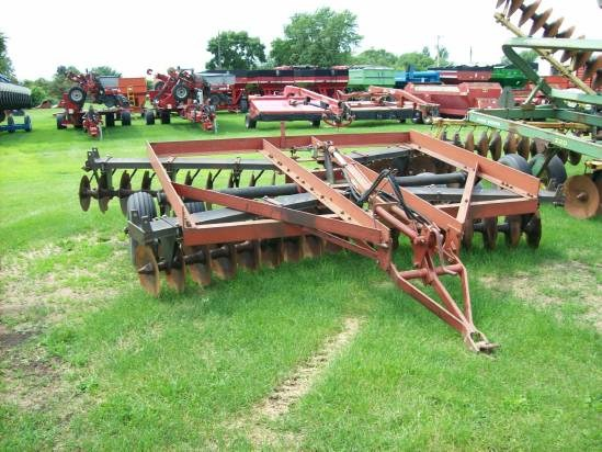IH 480 Disk Harrow For Sale
