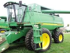 Combine For Sale:  2000 John Deere 9650