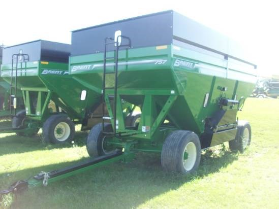 Brent 757 Gravity Box For Sale
