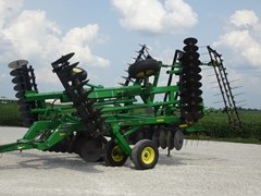 Disk Harrow For Sale 2004 John Deere 637