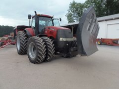 Tractor - Row Crop For Sale 2007 Case IH MX275 , 225 HP