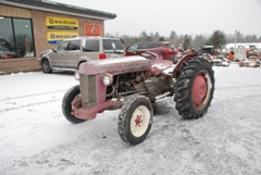 Tractor For Sale:  1952 Massey Ferguson TO30