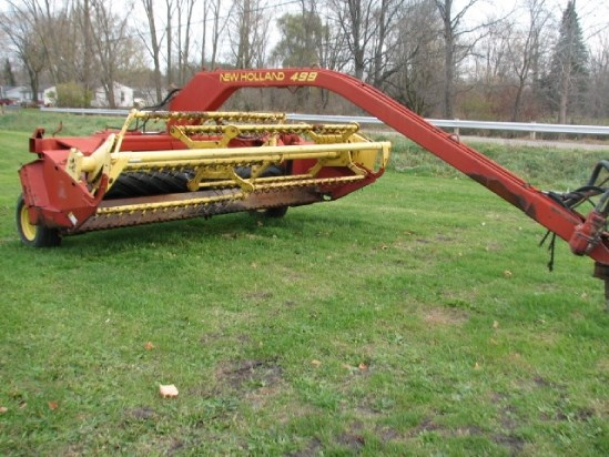 1994 New Holland 499 Mower Conditioner For Sale
