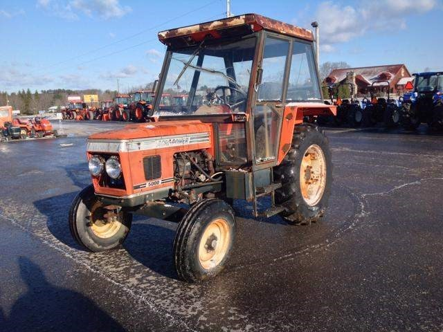 1986 Agri-Power 5000 Tractor For Sale