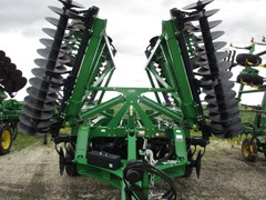 Disk Harrow For Sale John Deere 2620