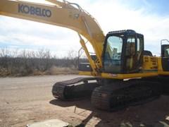 Excavator-Track  2012 Kobelco SK210 , 155 HP