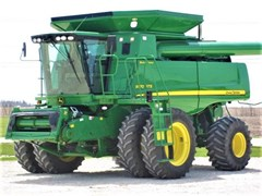 Combine For Sale 2008 John Deere 9770STS