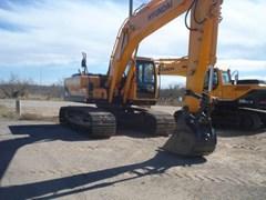 Excavator-Track  2012 Hyundai R210LC-9 , 151 HP