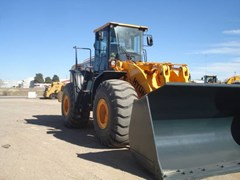 Wheel Loader  2013 Hyundai HL780-9 , 348 HP